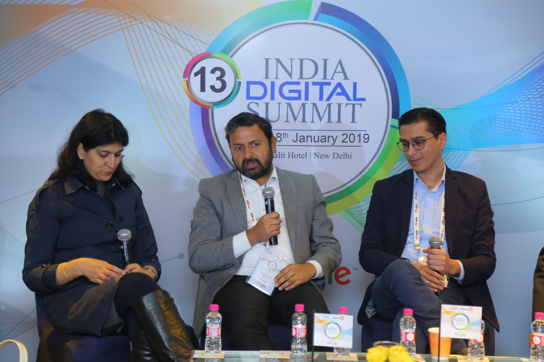 India Digital summit 2019